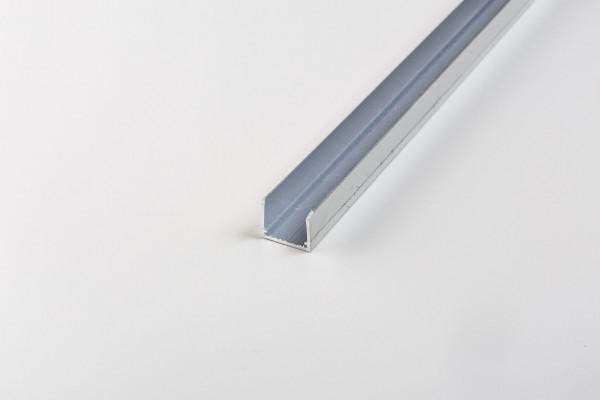 Aluminium U-Profil 1200mm