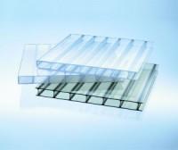 Acryl Highlux® Stegplatte 16/32 glasklar