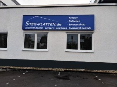 Unser Showroom in Dortmund - Außenansicht