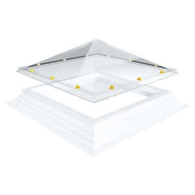 belüftbare Lichtkuppel