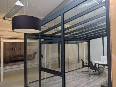 Unser Showroom in Dortmund - Innenansicht 1