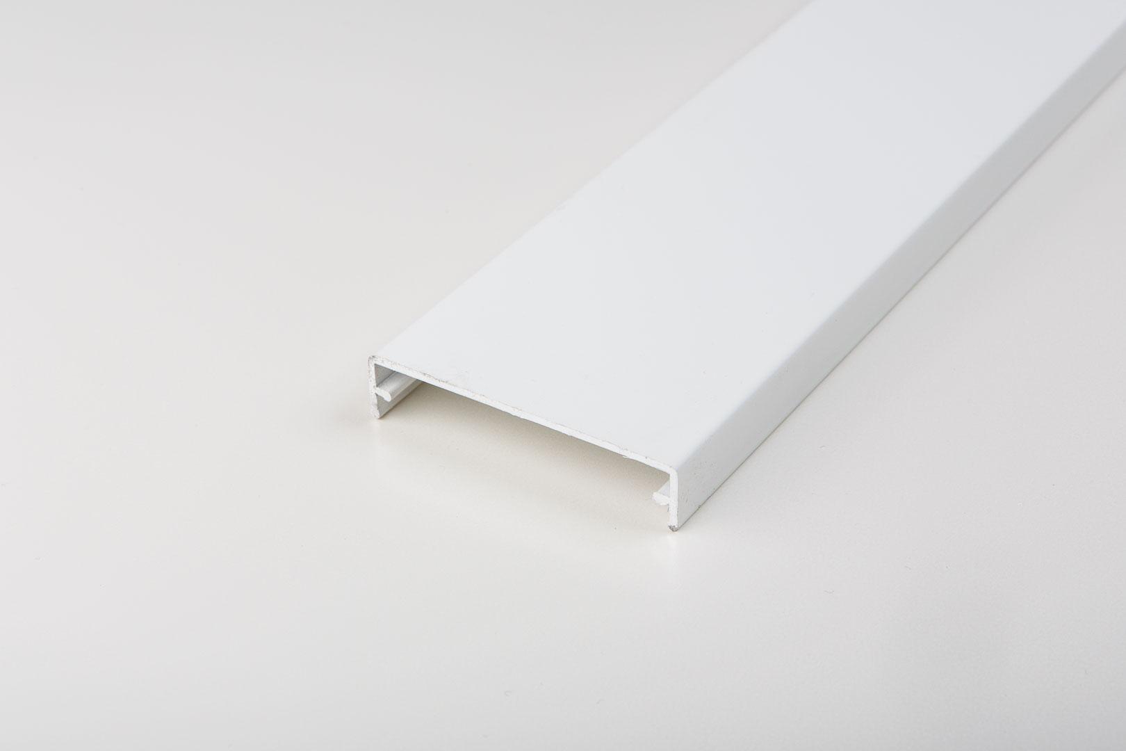 Klemmdeckel weiß