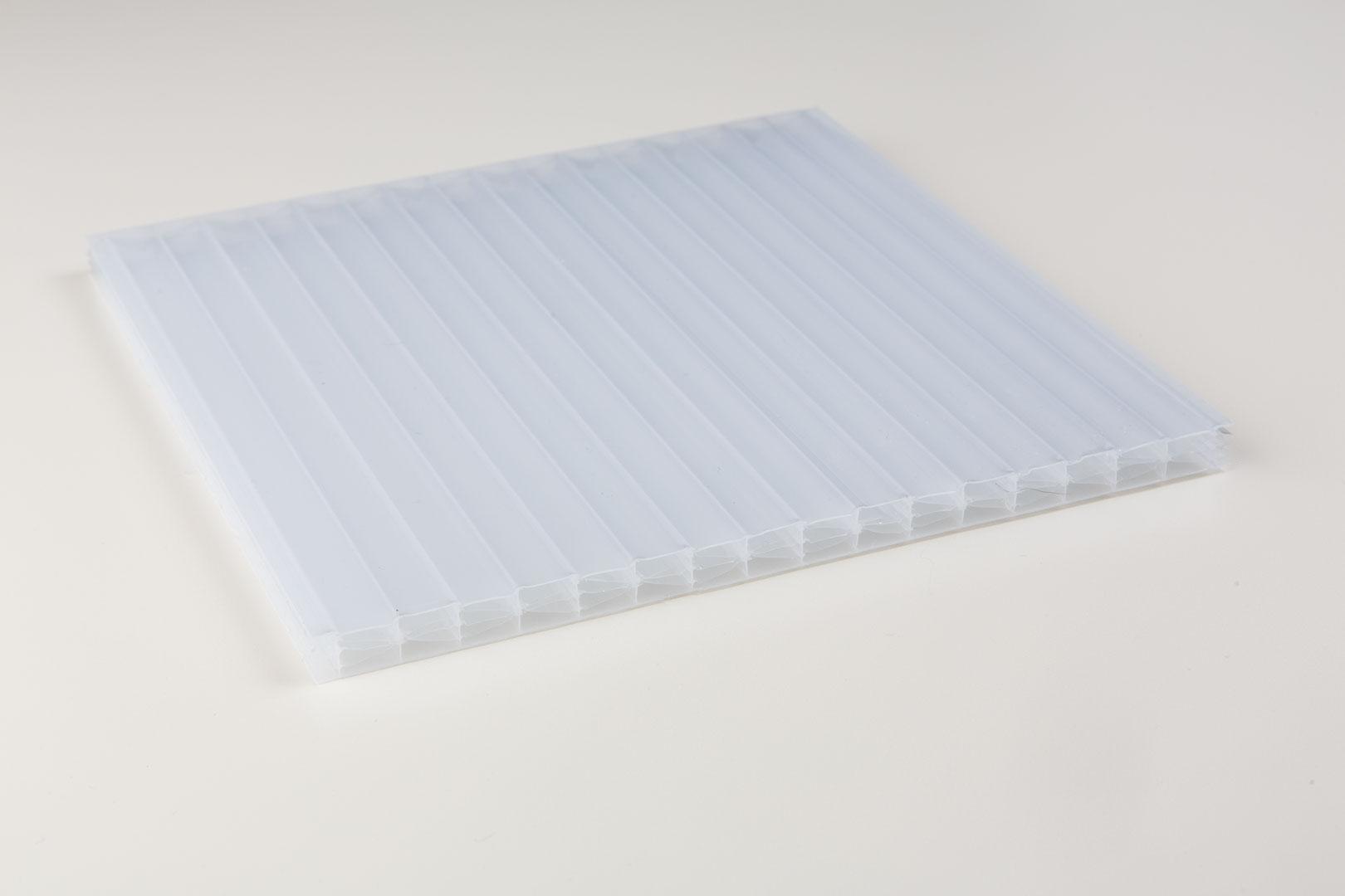 polycarbonat 10mm stegplatte opal einfach online bestellen. Black Bedroom Furniture Sets. Home Design Ideas