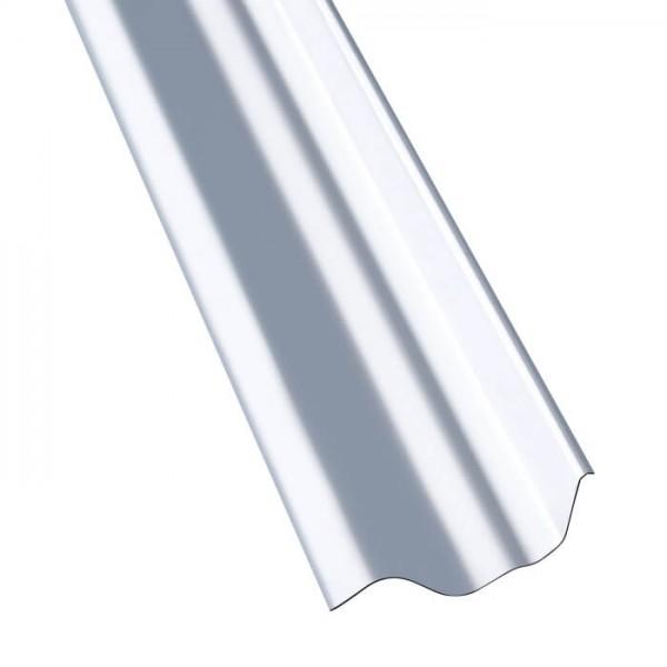 PVC Maueranschluss Sinus 76/18 liegend