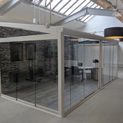 Unser Showroom in Dortmund - Innenansicht 2