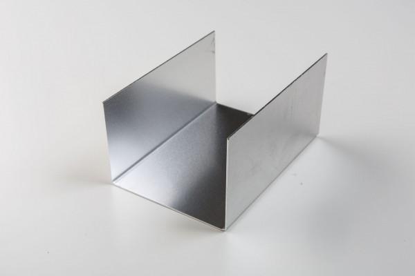 Aluminium Rinnenverbinder